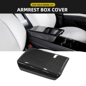 2021 Model 3/Y ABS Central console armrest cover