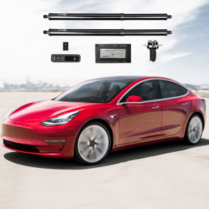 Model 3 Power Trunk and Frunk