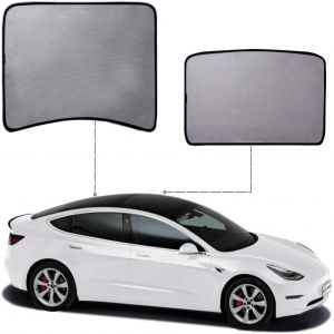 Model 3 Glass Roof Shading Net/ Silver Coated Cloth