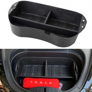 2021 Model Y layered type of trunk storage box